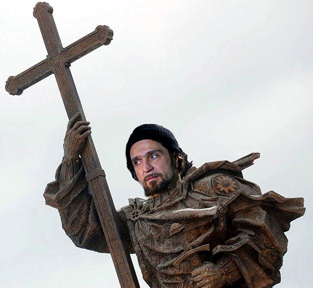 Памятник киевскому князю Владимиру открыли в Москве - Цензор.НЕТ 3018