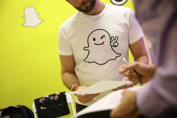 Первый отчет Snapchat - неудача… или нет?Первый квартальный отчет Sna