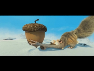 Приключения белки и ореха из м/ф «Ледниковый период»