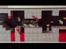 ハムマリオ007( HAMUMARIO )Hamster Super Mario Bros. WORLD1-4