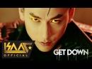 Get Down - Isaac | Official MV 4K | Isaac Official (Nhạc trẻ sôi động hay mới nhất)