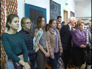Дні латвійскай культуры адкрыліся ў Віцебску (10.11.2016)