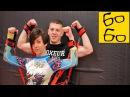 Самостоятельные тренировки для ударников и борцов с тренажером Fight Belt от Юрия Караваева