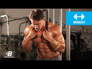 Abdominal Power Workout   MFT28: Greg Plitt's 4-Week Military Fitness Training Program