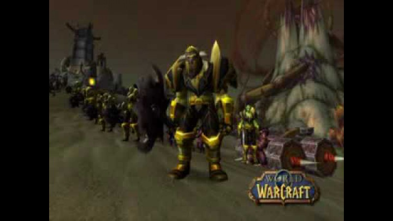 World of Warcraft The Gates of Ahn_ Qirai Patch 1.9 Trailer