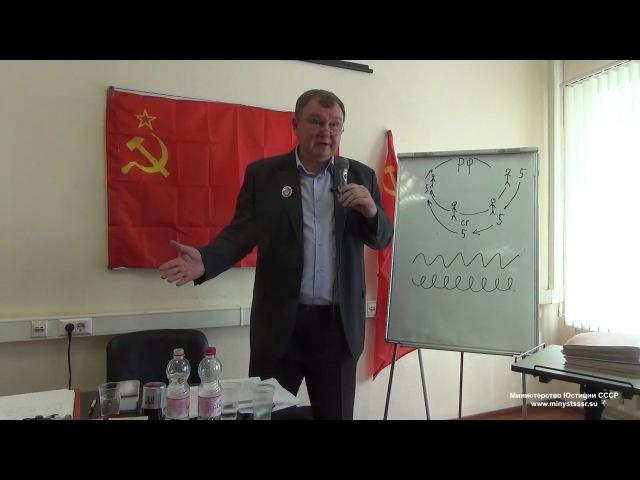 Возрождение СССР из пепла. Операция Феникс