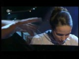 Helene GRIMAUD plays J.S.Bach Piano Concerto No.1-1st mov