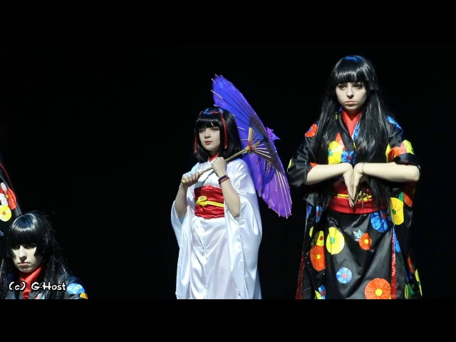 Врн2016 Shoujo Адская Девочка танец