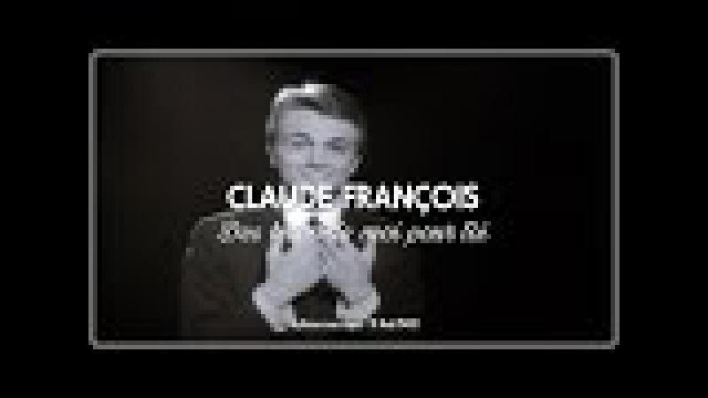 Claude François - Des bises de moi pour toi (RARE)