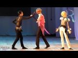 ЧибиФест 2017. ЗАПАСНОЙ ВЫХОД: Yuri!!! on Ice - Yuuri Katsuki, Victor Nikiforov, Yuri Plisetsky