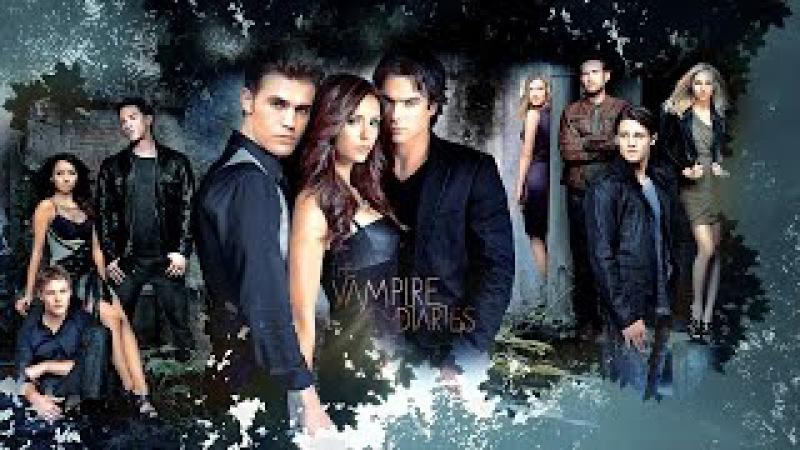 "The Vampire Diaries Season 1- 8 ""Goodbye"" RUS ⁄ Дневники Вампира 1-8 сезон"