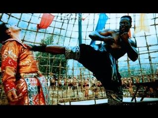 СТОИТ ПОСМОТРЕТЬ! Король Кикбоксеров (Тигр Каратэ 4) 1990