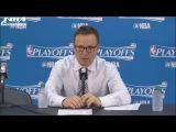 Scott Brooks Postgame Interview | Wizards vs Hawks | Game 4 | April 24, 2017 | NBA Playoffs