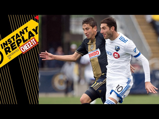 The Piatti-Bedoya incident, Pirlo's tackle, SKC's PK shout | INSTANT REPLAY