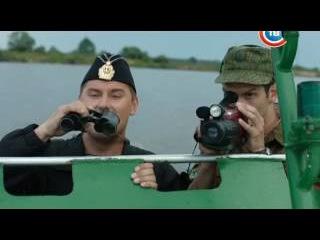 Государственная граница 2 Смертельный улов 2 серия (6 из 8) новый военный фильм, кино, сериал 2016