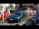 YOKOHAMA JAPFEST 2015 Sexy Car Wash - Nissan S14a