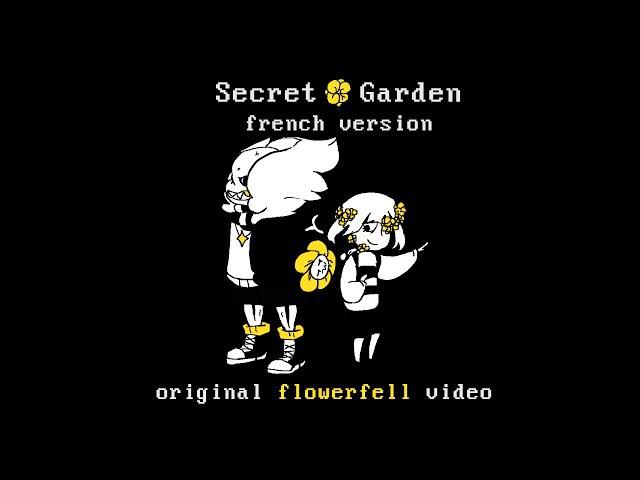 Flowerfell | Secret Garden [French vers.] ft.Sumashu