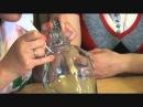 Мастер класс точечная роспись бутылки