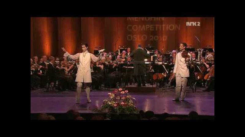 David Hansen, Countertenor - Handel: Se in fiorito (Giulio Cesare)