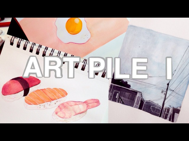 ART PILE || 1