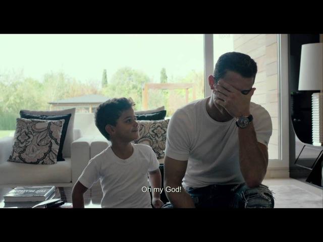 Ronaldo Cristiano Ronaldos Son Doesnt Know His Own Name - Bluray Delete Scene