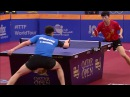 2016 Qatar Open MS-SF Ma Long - Dimitrij Ovtcharov (full match|short form in HD)