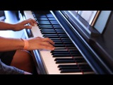Maroon 5 - Payphone feat. Wiz Khalifa (HD Piano Cover)