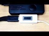 2015 Новые цифровые ЖК-USB Mini тока и напряжения Детектор Mobile Power USB