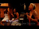 Chrisette Michele's Acoustic Jam Session Pt. 2 | Special TLC Waterfalls Cover