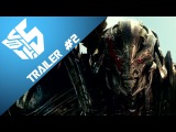 Transformers 5: The Last Knight - Trailer #2