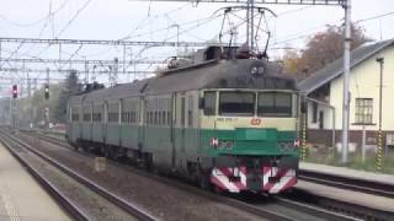 Vlaky Grygov 26.10.2016
