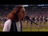 ASG 1993 Rush's Geddy Lee sings O Canada