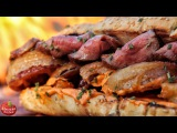 The Ultimate Steak Sandwich! - King of Sandwiches (Mr.Ramsay the Owl)