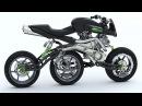 Самые БЕЗУМНЫЕ мотоциклы мира