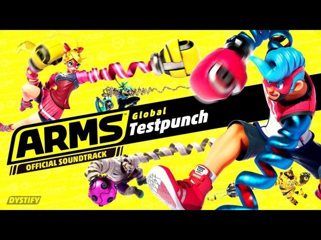 ARMS Soundtrack - Main Theme GrandPrix