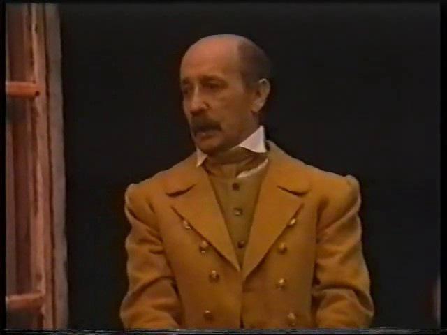 Ревизор. театр п/р Табакова, 1991