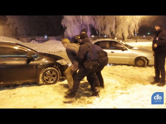 Беспредел Полиции или Бухое Быдло за рулём