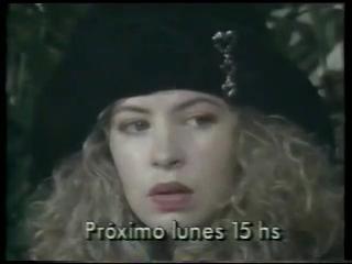 Promo Antonella Canal 13 1992