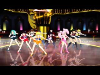 【MMDセーラームーン】 Help Me!! 【Sailor Moon S】