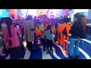 Шоу-программа Даша путешественница 26 ноября