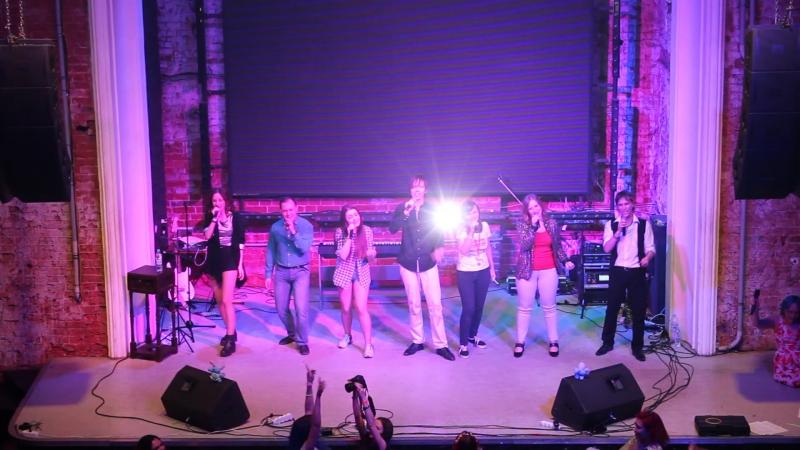 Dean Fujioka — History Maker (вокал — Lisandra, DiV, Nana4ka, Megus, R_I_N, Emnily, Vospi) - Концерт в прибежище 2017