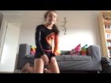 My basic gymnastics skills
