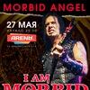 I am MORBID | 27 мая | Краснодар | ARENA HALL