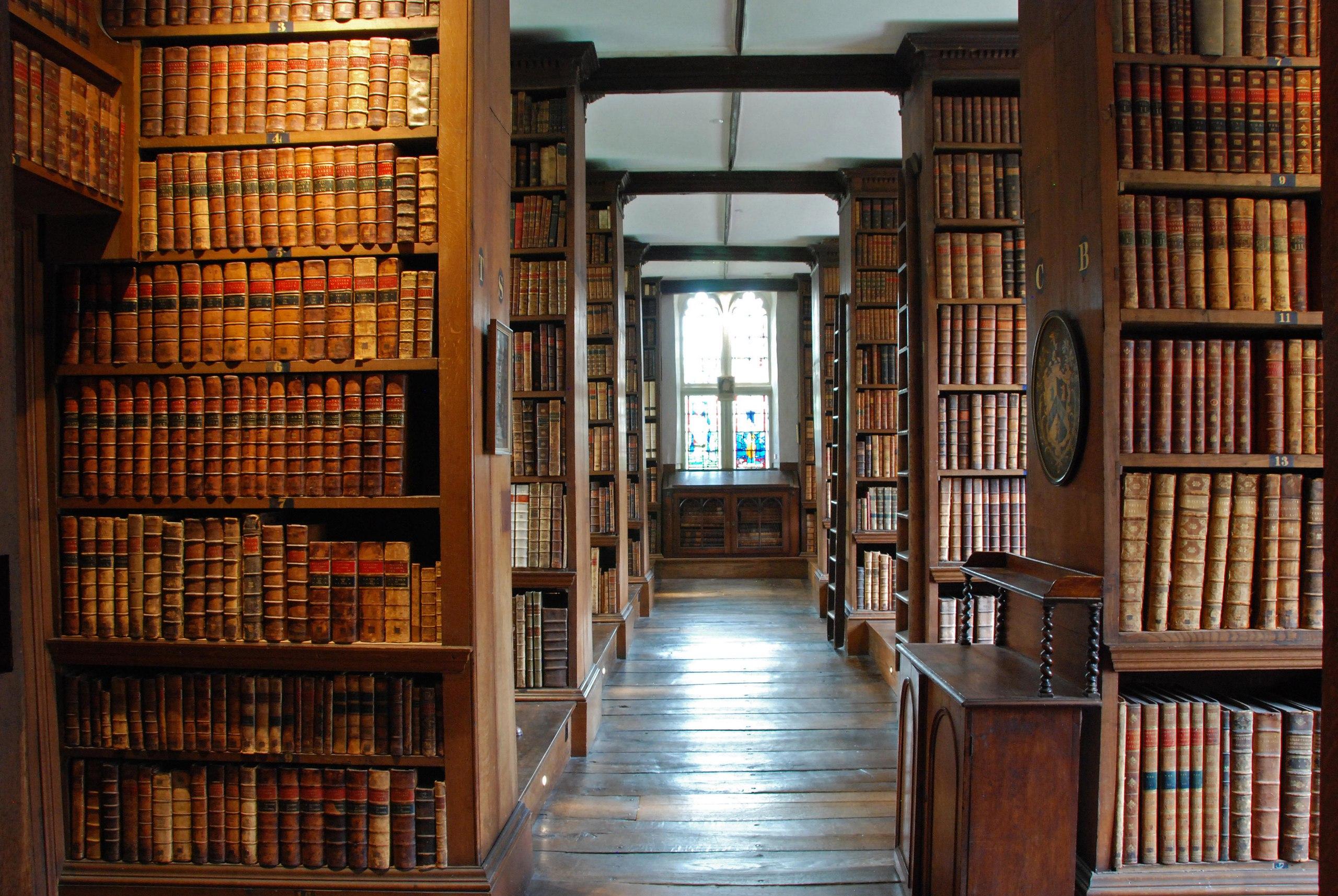 Интернет библиотеки где можно книги