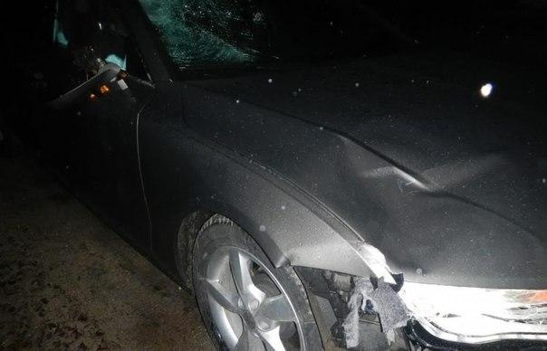 Трагедия произошла 26 апреля в 22 часа 20 минут на автодороге Кострома