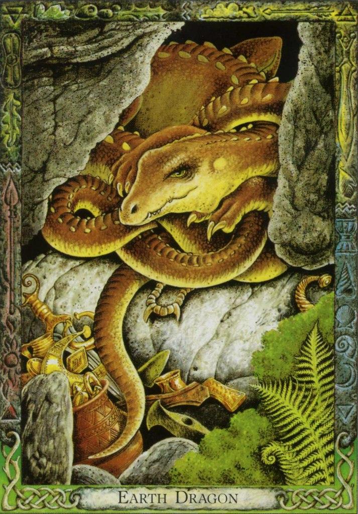 Дракон Земли Ln7vjMIan2U