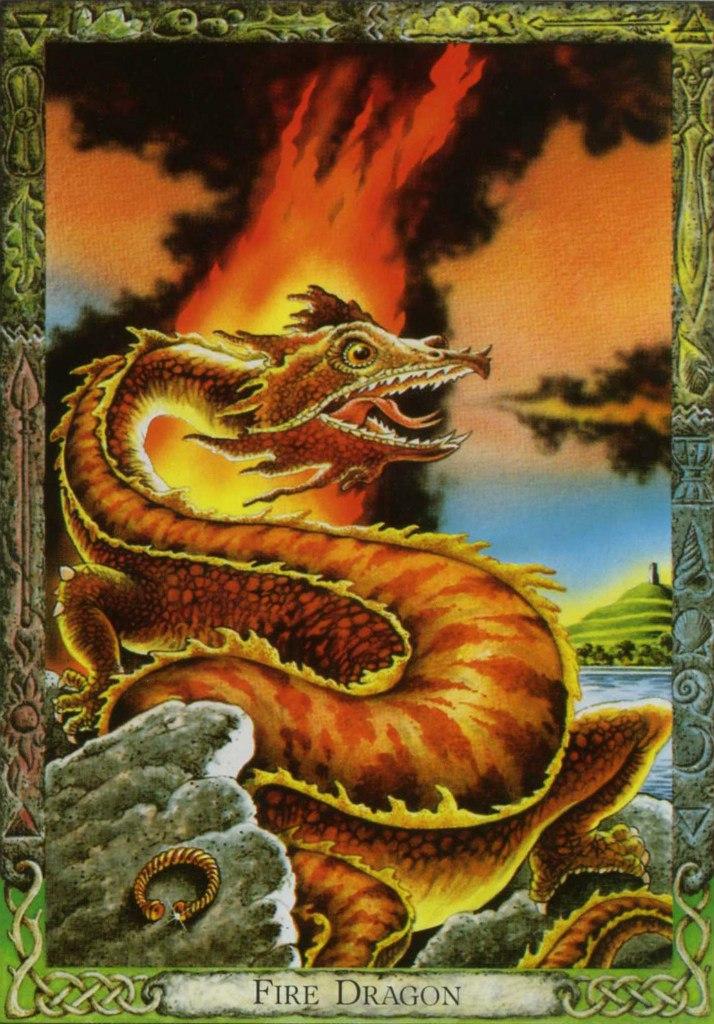 Огненный Дракон KPzhuFR3zys
