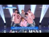 [PERF.] 170428 Выступление первой команды с Replay – SHINee - EP.4 Produce 101 @ Mnet Official