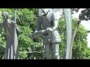 """Скульптурная композиция """"Дети - жертвы пороков взрослых"""""""