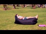 Надувной матрас для отдыха - Ламзак